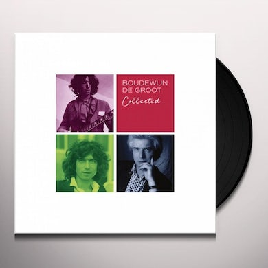 Boudewijn De Groot COLLECTED Vinyl Record