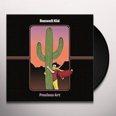 ROZWELL KID PRECIOUS ART Vinyl Record