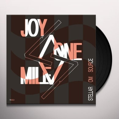 Stellar Om Source JOY ONE MILE Vinyl Record