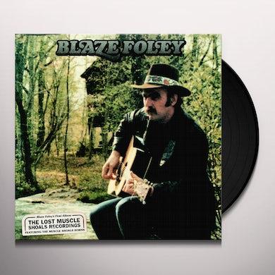 Blaze Foley LOST MUSCLE SHOALS RECORDINGS Vinyl Record