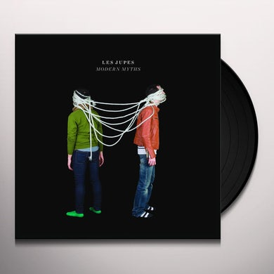 Les Jupes MODERN MYTHS Vinyl Record