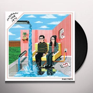 Partner SATURDAY THE 14TH Vinyl Record