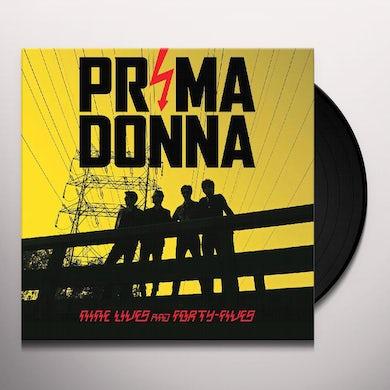 Prima Donna  Nine Lives And Forty Fives (Color Vinyl) Vinyl Record