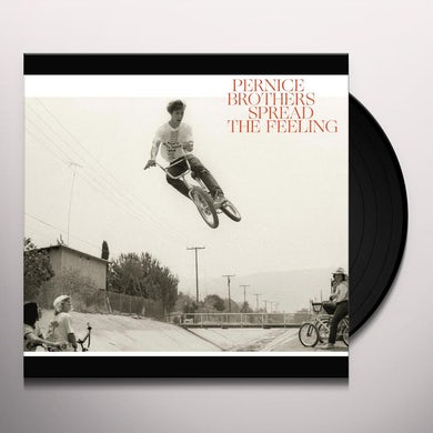 Pernice Brothers SPREAD THE FEELING Vinyl Record