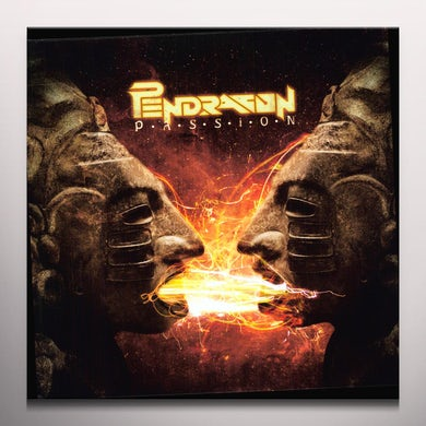 Pendragon PASSION Vinyl Record