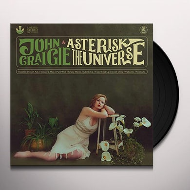 John Craigie Asterisk The Universe Vinyl Record