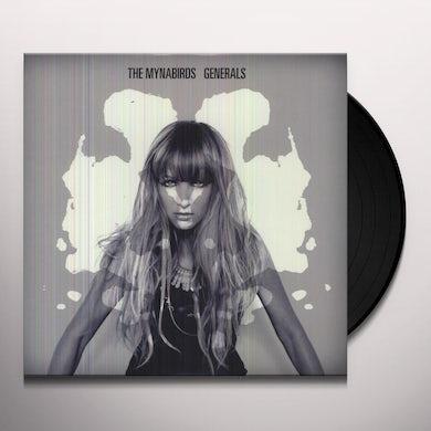 The Mynabirds GENERALS Vinyl Record