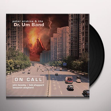 ON CALL Vinyl Record