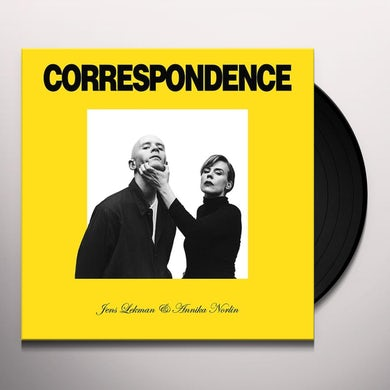 CORRESPONDENCE Vinyl Record