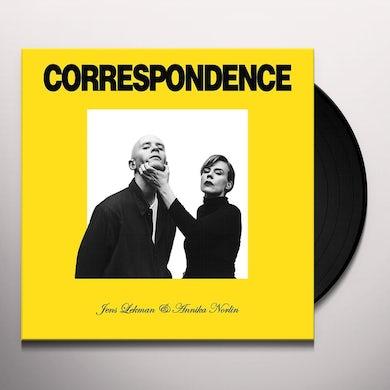 Jens Lekman CORRESPONDENCE Vinyl Record
