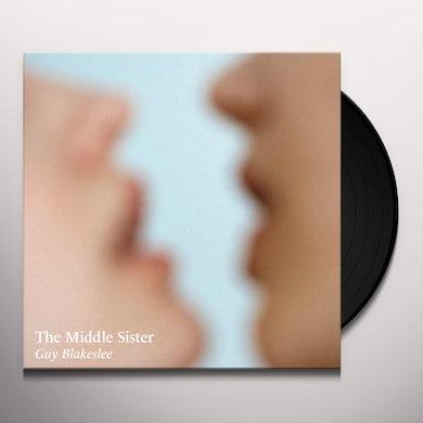 Guy Blakeslee MIDDLE SISTER Vinyl Record