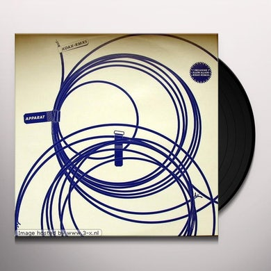 Apparat KOAX REMIXES Vinyl Record