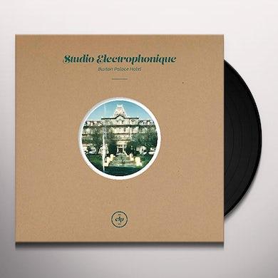 Studio Electrophonique BUXTON PALACE HOTEL Vinyl Record