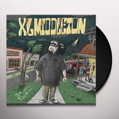 2 MINUTES TILL MIDNIGHT Vinyl Record
