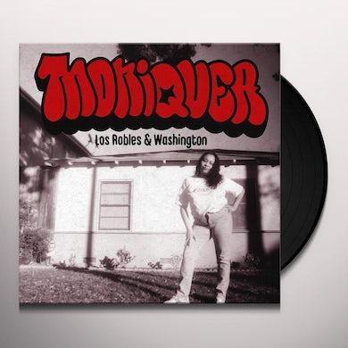 MONIQUEA LOS ROBLES & WASHINGTON Vinyl Record