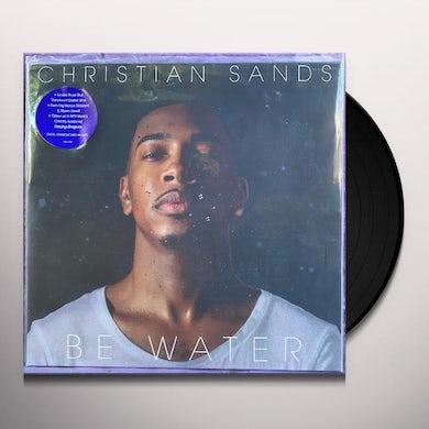 BE WATER Vinyl Record