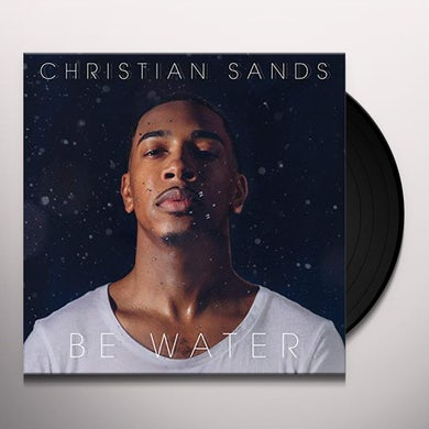 Christian Sands Be Water Vinyl Record