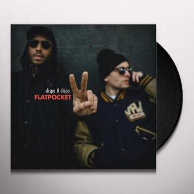 Flatpocket DISPO II DISPO Vinyl Record