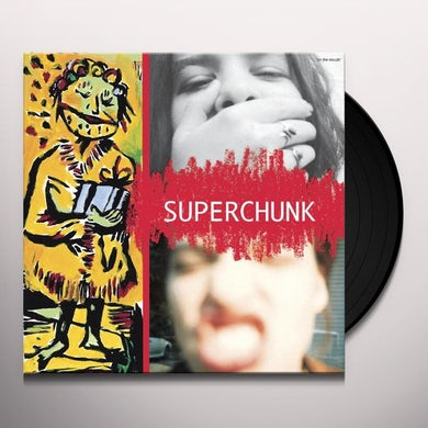 Superchunk ON THE MOUTH Vinyl Record