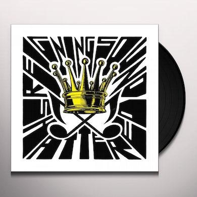 SHATTERED Vinyl Record