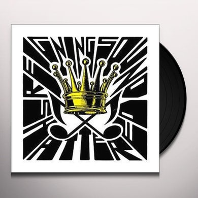Reigning Sound SHATTERED Vinyl Record