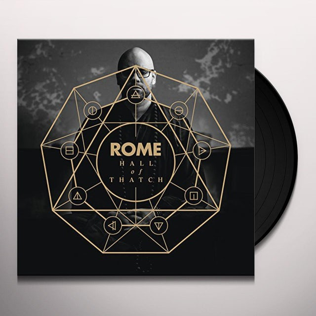 Rome HALL OF THATCH Vinyl Record