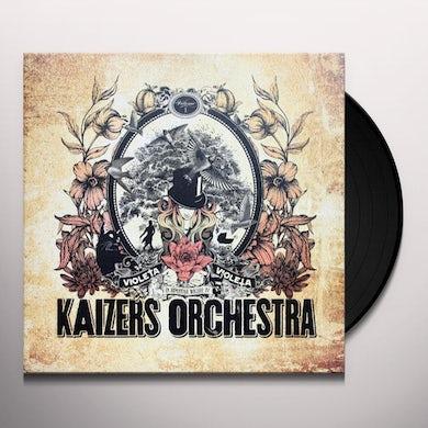 Kaizers Orchestra VIOLETA I Vinyl Record