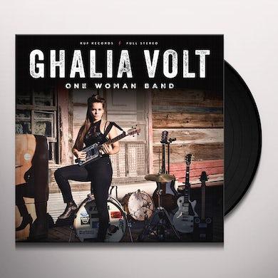 Ghalia Volt ONE WOMAN BAND Vinyl Record