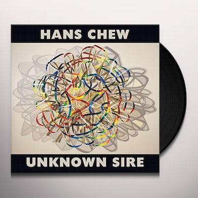 Hans Chew UNKNOWN SIRE Vinyl Record