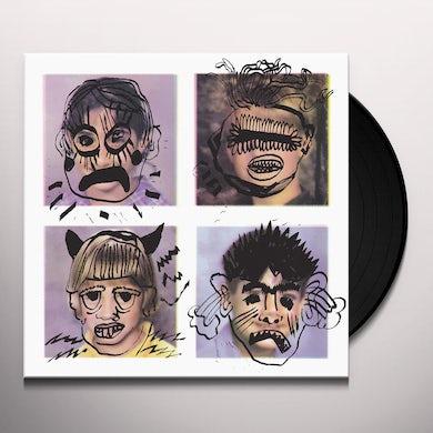 SCHOOL DAMAGE Vinyl Record
