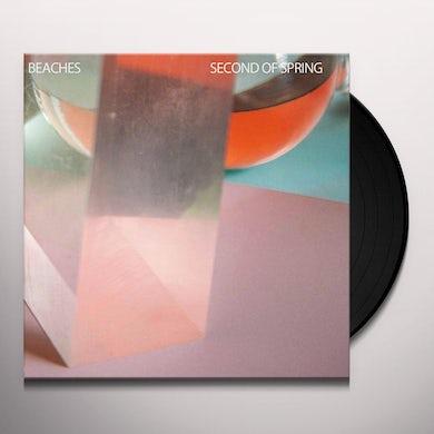 Beaches  SECOND OF SPRING Vinyl Record