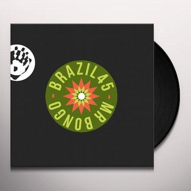 Di Melo MAGALHAES E SUA GUITARRA - XANGO / OS PANTERAS Vinyl Record