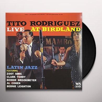 LIVE AT BIRDLAND Vinyl Record