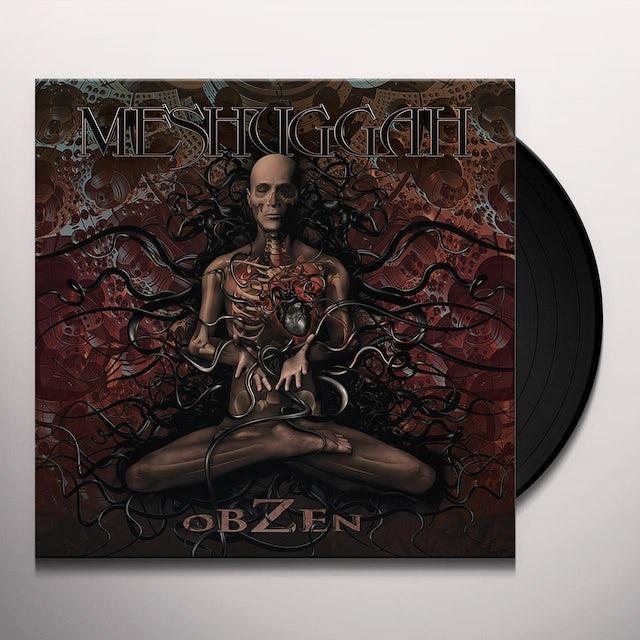 MESHUGGAH OBZEN Vinyl Record