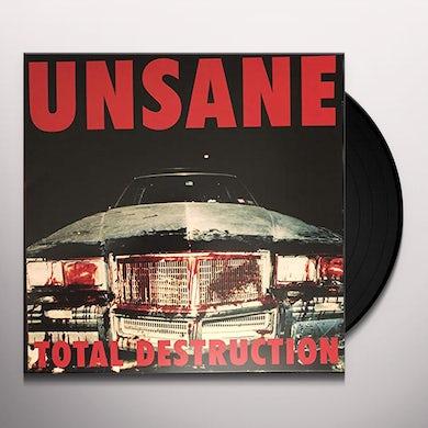 Unsane TOTAL DESTRUCTION Vinyl Record