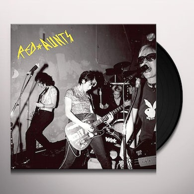 Red Aunts COME UP FOR A CLOSER LOOK Vinyl Record