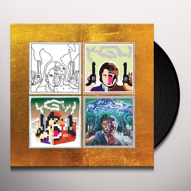 PONYOAK Vinyl Record