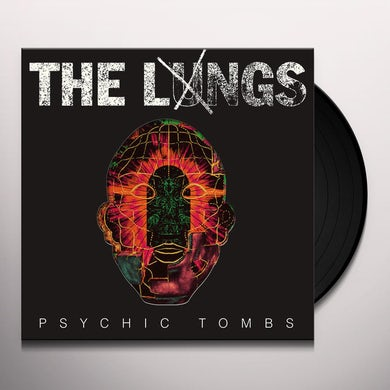 Lungs PSYCHIC TOMBS Vinyl Record