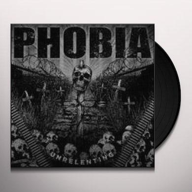 Phobia UNRELENTING Vinyl Record