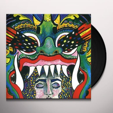 YEAR OF THE DRAGON Vinyl Record