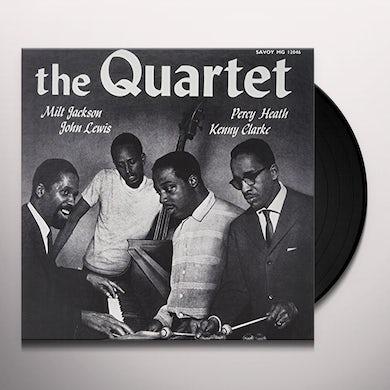 The Modern Jazz Quartet QUARTET Vinyl Record