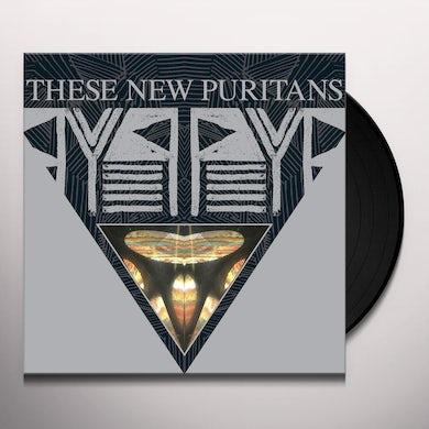 These New Puritans BEAT PYRAMID Vinyl Record