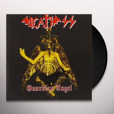 Death Ss GUARDIAN ANGEL Vinyl Record