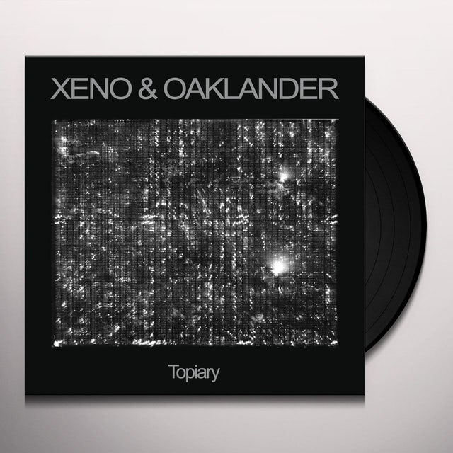 Xeno & Oaklander TOPIARY Vinyl Record