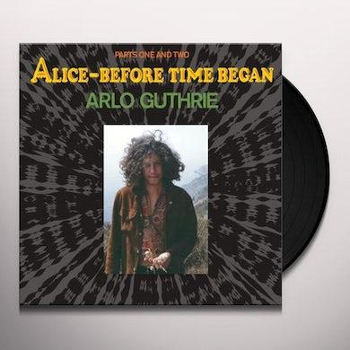 Alice: Before Time Began Vinyl Record
