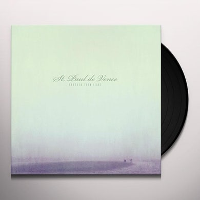 ST PAUL DE VENCE FARTHER THAN LIGHT Vinyl Record