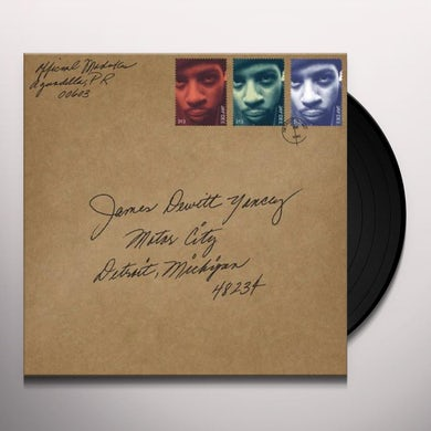 MOTOR CITY Vinyl Record