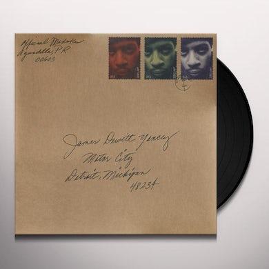 J Dilla MOTOR CITY Vinyl Record