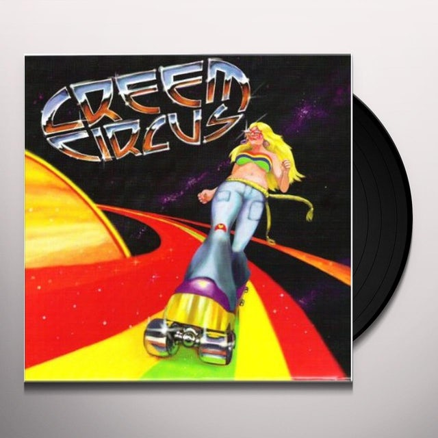 Creem Circus Minutes In Heaven Vinyl Record
