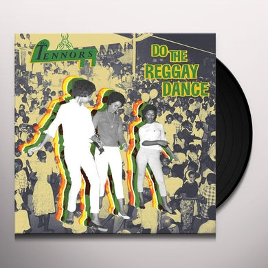 DO THE REGGAY DANCE Vinyl Record